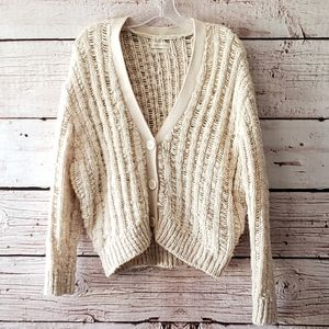 Urban Outfitters Chunky Knit Sweater Size Small
